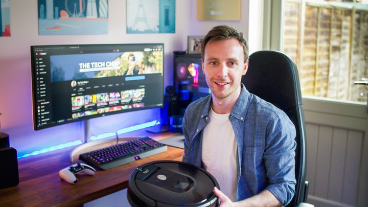 At home with The Tech Chap, Tom Honeyands