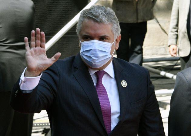 El presidente de Colombia, Iván