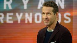 El relato de Ryan Reynolds sobre su