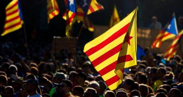 Manifestación por la independencia en