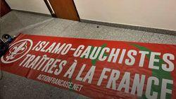 Quatre militants d'Action Française poursuivis après leur intrusion au Conseil