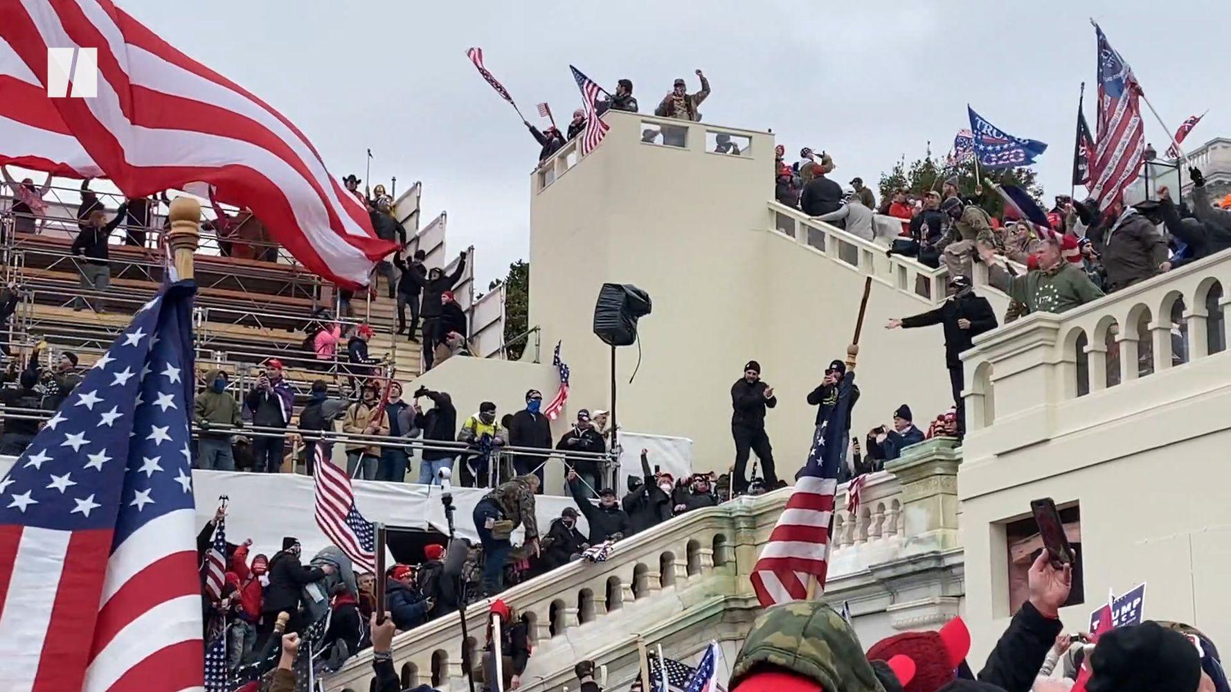 Congressman Reveals True Terror Of Republicans Now Downplaying Capitol Riot