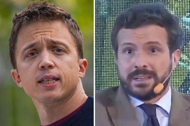 Íñigo Errejón y Pablo