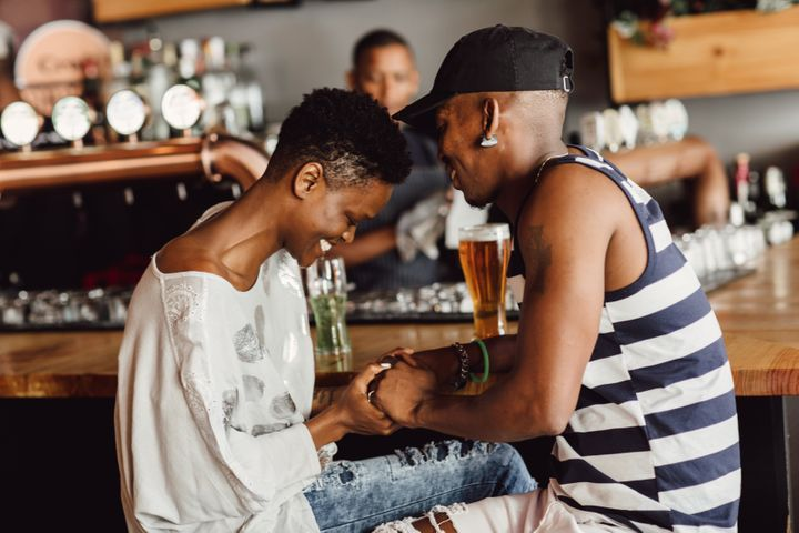 Do some research on the bar or restaurant to see what the crowds are like before going on your date.