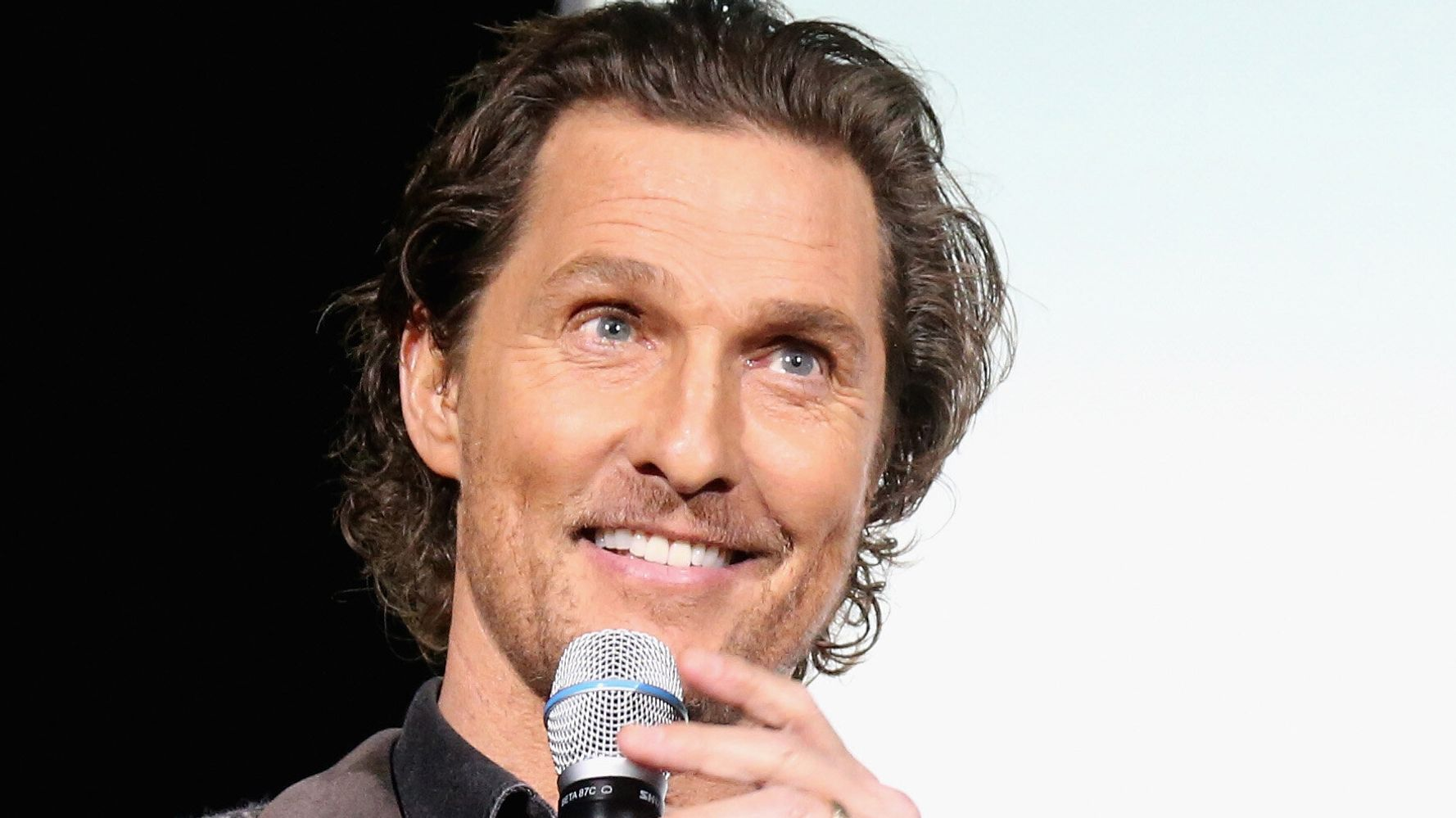 Matthew McConaughey Names The Anti-Masker Claim He Just Doesn't Buy