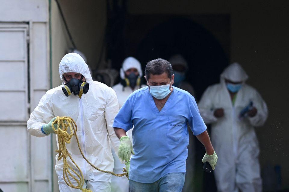 Τρόμος στο Ελ Σαλβαδόρ με τις αποκαλύψεις για τις τελετουργικές δολοφονίες ψυχοπαθή
