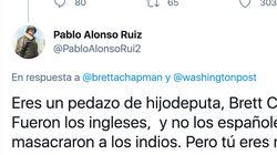 Un abogado de EEUU triunfa con su respuesta a un tuitero español que le llamó