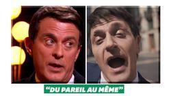 La caricature catalane de Manuel Valls... pas si caricaturale