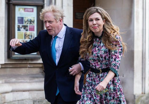 Μυστικός γάμος για τον βρετανό πρωθυπουργό, Μπόρις