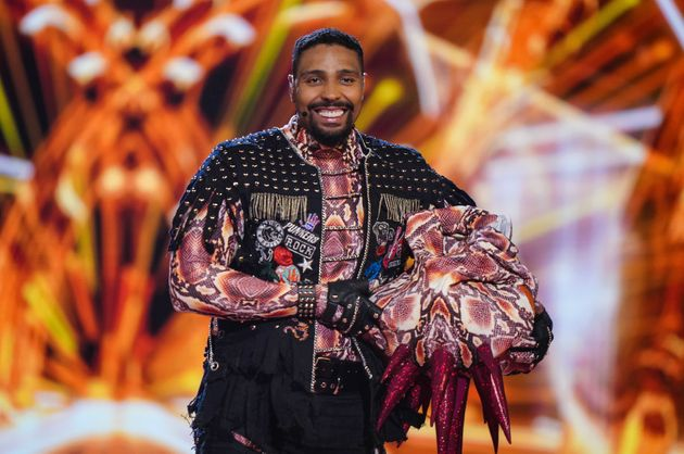 The Masked Dancer Loses One Of The UKs Most Prolific Dancers In First Elimination
