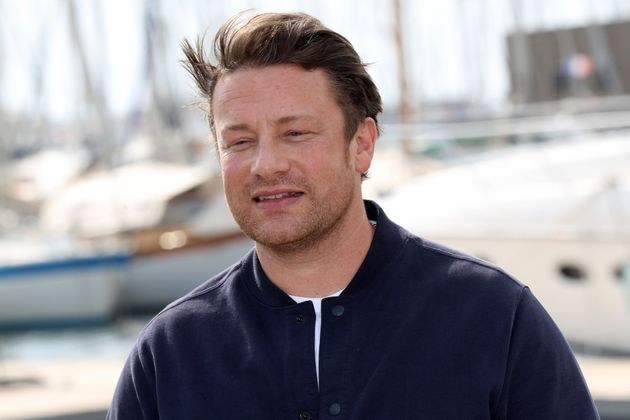 Jamie Oliver pictured in