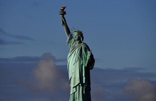 La France va envoyer une deuxième statue de la Liberté aux Etats-Unis, à Washington...
