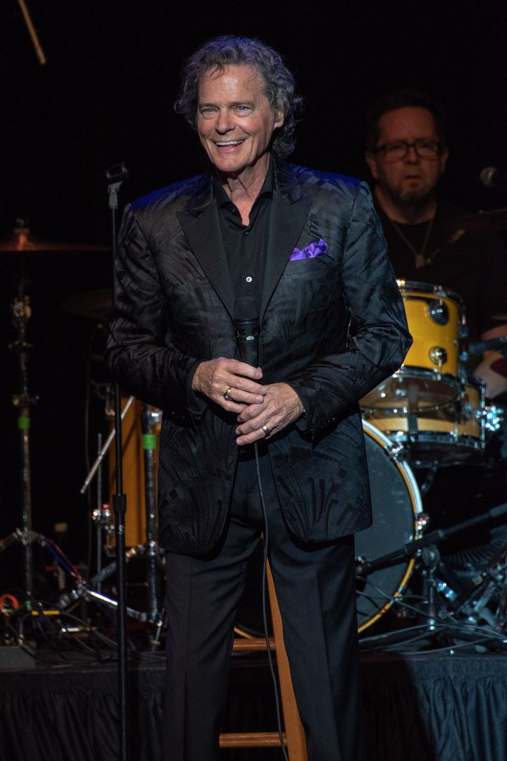"""B.J. Thomas, a five-time Grammy recipient, performs some of his legendary songs including """"Raindrops Keep Falling On My Head"""