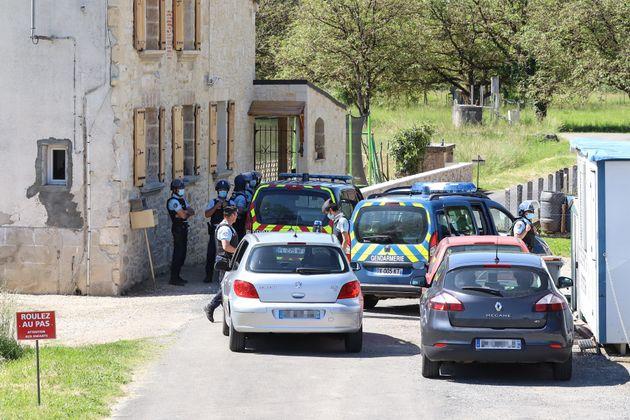 Ce dimanche 30 mai, des centaines de gendarmes étaient mobilisés au Lardin-Saint-Lazare,...