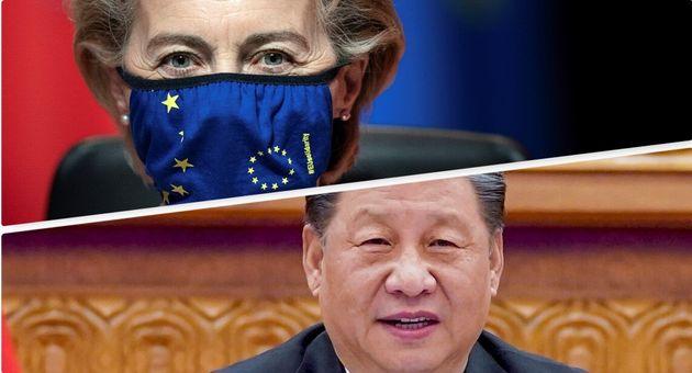 Ue/Cina