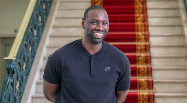 Omar Sy, ici à Dakar au mois de janvier