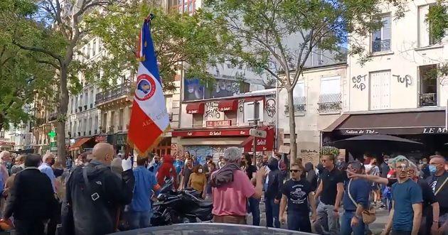 Una procesión católica fue objeto de asalto el sábado 29 de mayo en