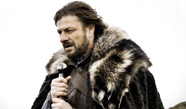 El actor Sean Bean, Ned Stark en 'Juego de