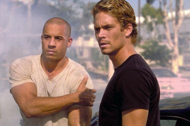 Vin Diesel y Paul Walker en una de las entregas de 'Fast and