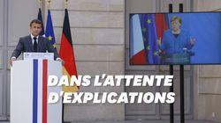 Macron et Merkel attendent des explications des États-Unis et du Danemark après les soupçons