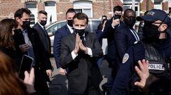 Macron entame son