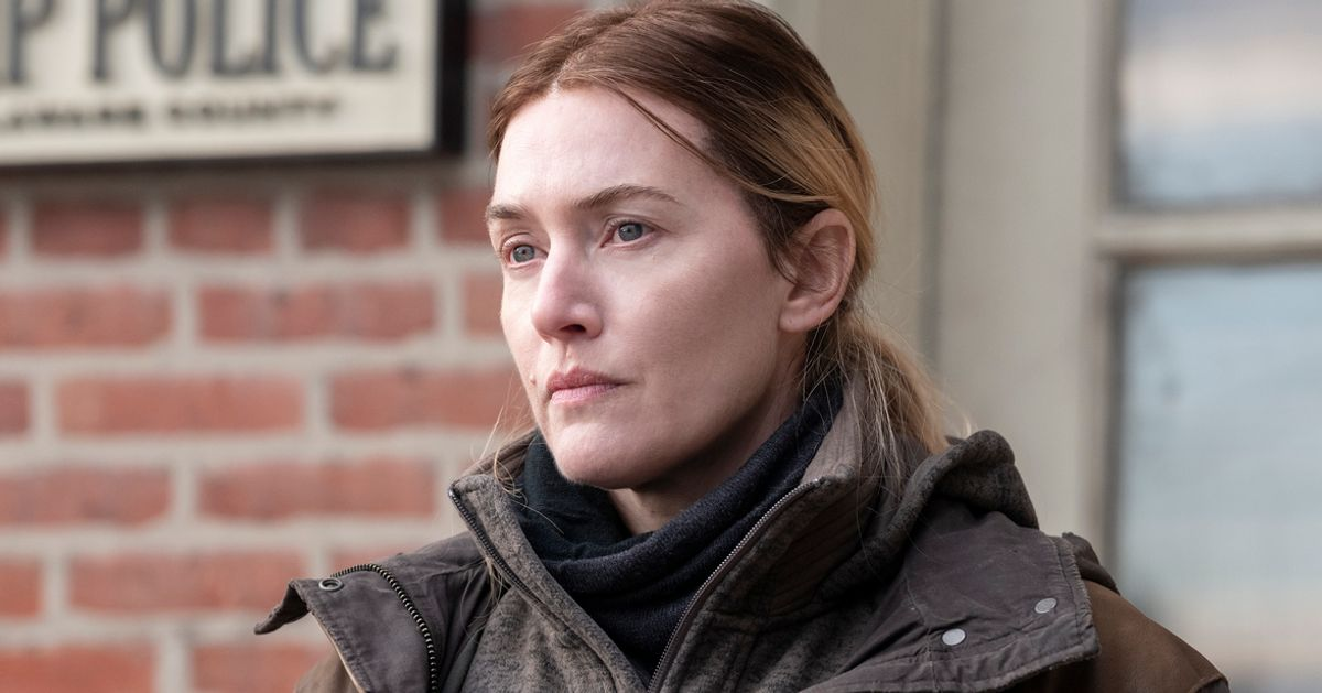 Kate Winslet Fought To Keep 'Bulgy Bit Of Belly' In Mare Of Easttown Sex Scene