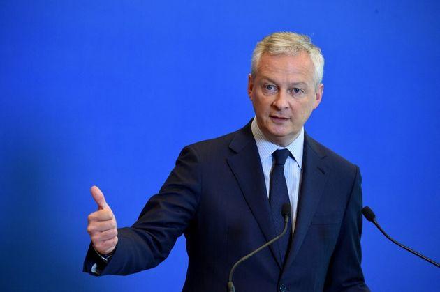 Face à la crise Covid, Bercy sort une rallonge de 20 milliards d'euros pour les entreprises (photo