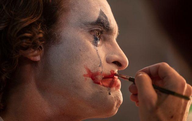 主人公・ジョーカーを演じたホアキン・フェニックス