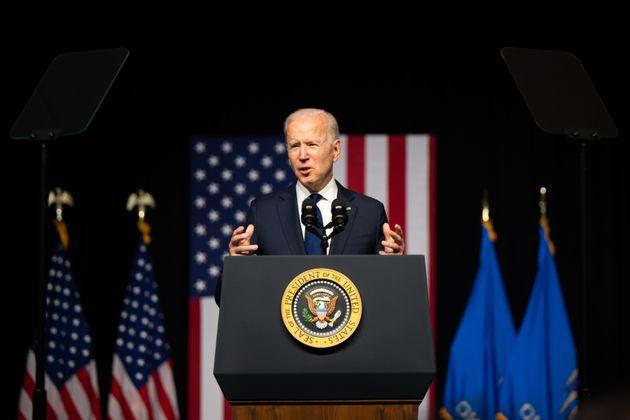 Joe Biden, en el centenario de la matanza racial de