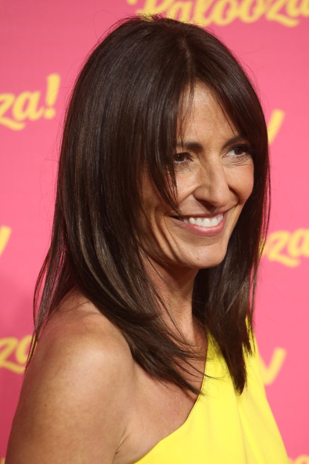 Davina McCall Says She Now Feels 'Fierce' After Hating What She Used To See In The