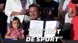 En Floride, le gouverneur interdit le sport scolaire aux femmes