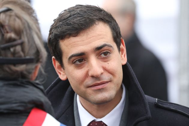 Stéphane Séjourné photographié à Paris en novembre 2018