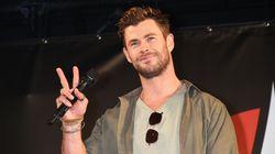 Chris Hemsworth deja en 'shock' a internet con esta foto de su