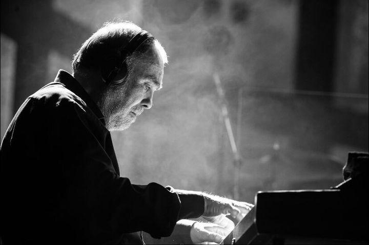 El pianista Ricard Miralles.
