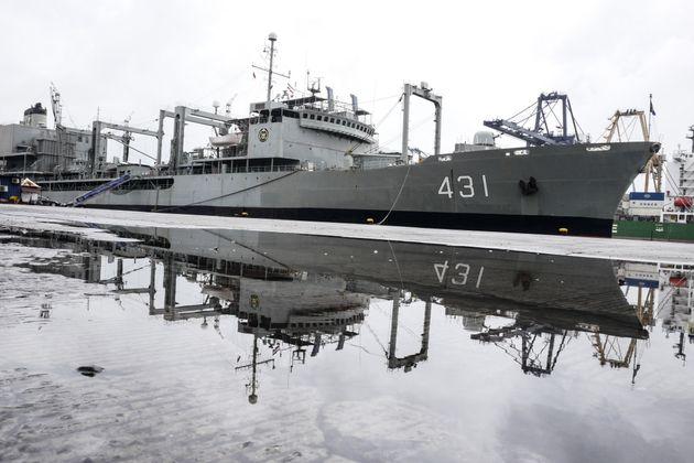 Ιράν: Βυθίστηκε το μεγαλύτερο πλοίο του πολεμικού ναυτικού μετά από