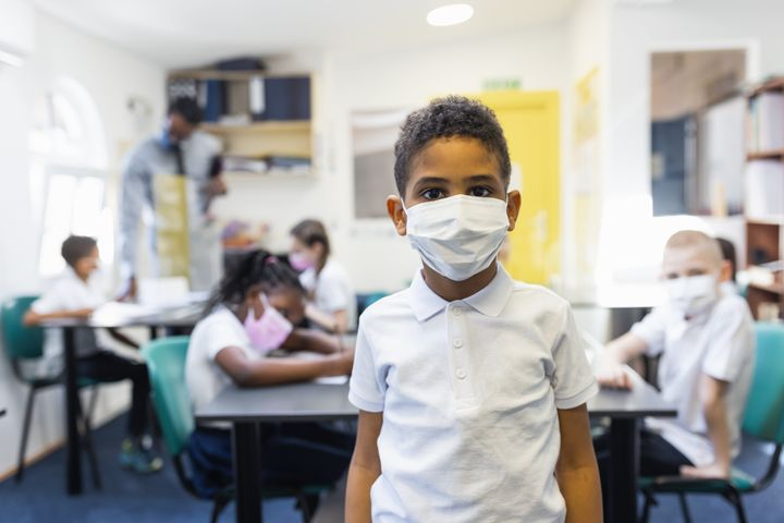 A new report says that ventilation is a crucial tool in preventing the spread of COVID-19 in schools.