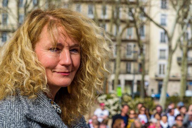 La députée et médecin Martine Wonner lors du Carnaval Libert'Air organisé par Réaction19 et Le Collectif...