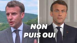 Quand Macron trouvait