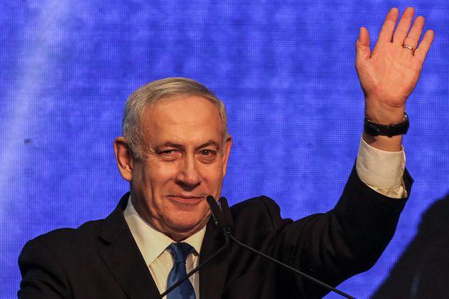 Benjamin Netanyahu, hasta ahora primer ministro de