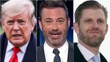 Donald Trump, Jimmy Kimmel, Eric Trump