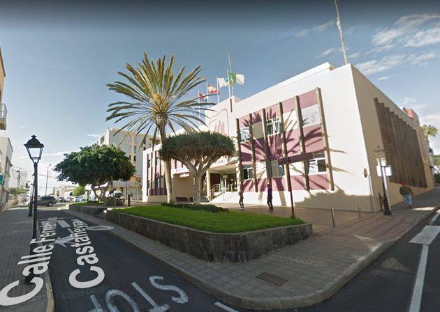 Ayuntamiento de Puerto del