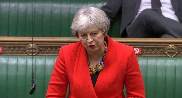 Theresa May Joins Tory Rebellion On Overseas Aid