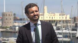 Inaudito: Seguidores de Casado abuchean a los periodistas en Ceuta por preguntarle por