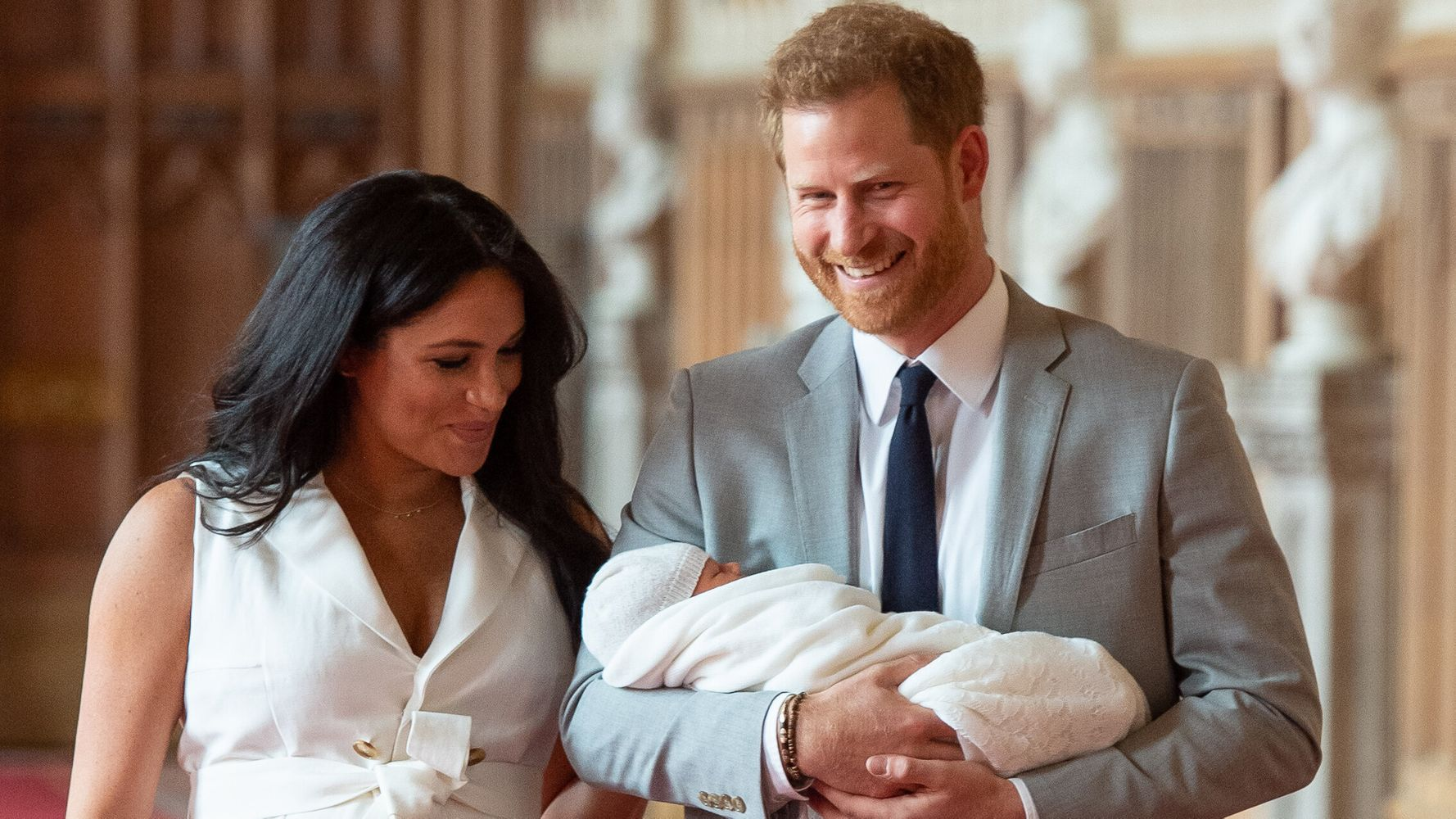 Sweet Photos Of Prince Harry As A Dad