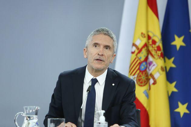 Ministro del Interior,Fernando