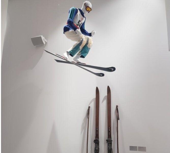 Ο εξοπλισμός του αθλήματος του χειμερινού σκι - διάλογος του χθες με το σήμερα