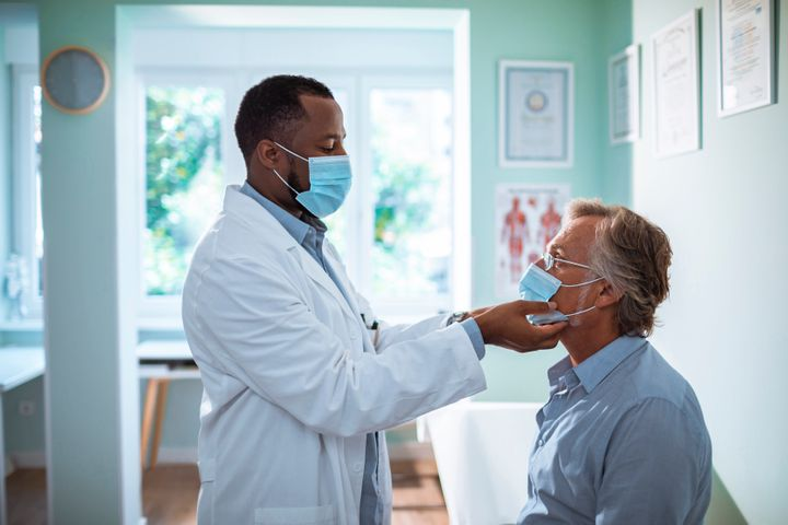 Don't forget to make appointments with specialists like dermatologists or eye doctors.