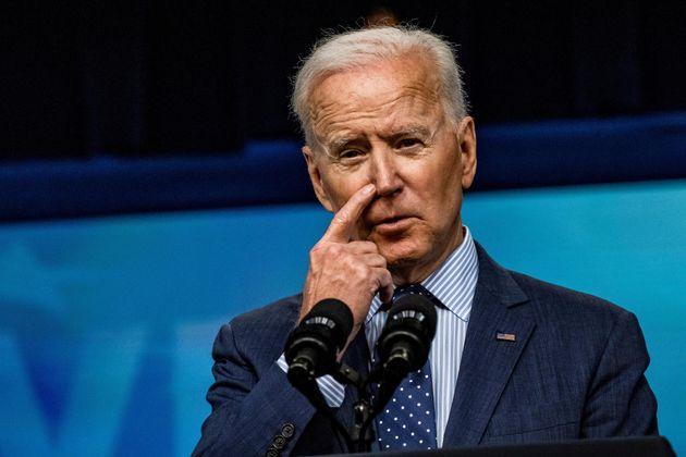 El presidente de Estados Unidos, Joe