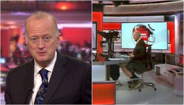 Shaun Ley on BBC