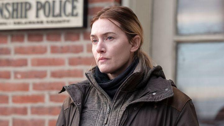Kate Winslet  en una escena de 'Mare of Easttown'.